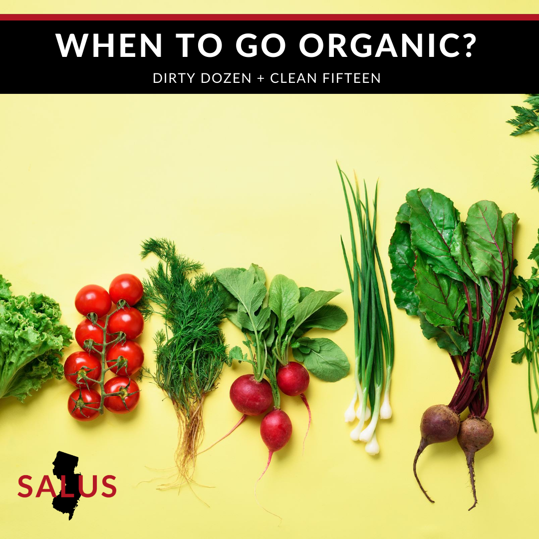 when to go organic