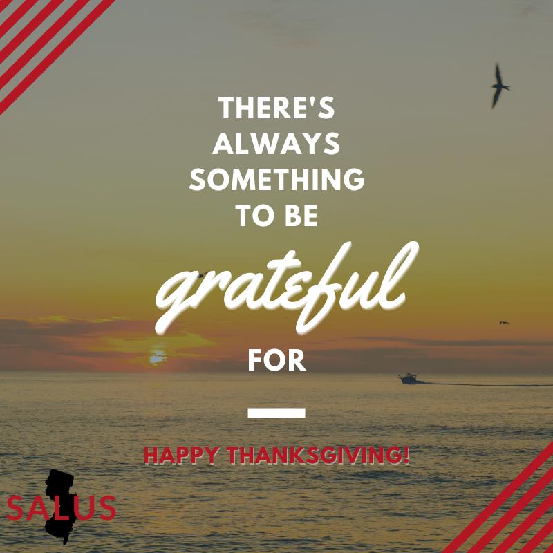 Thanksgiving Thank You!