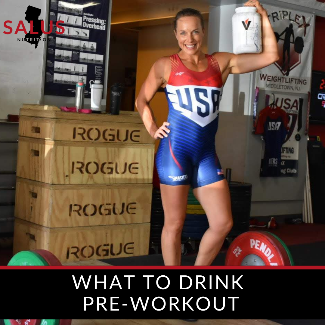 Pre Workout Drink: What to Have Right Before Your Workout