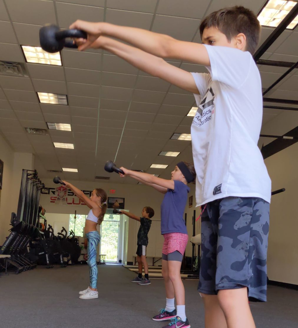 Team Sports Strength and Conditioning