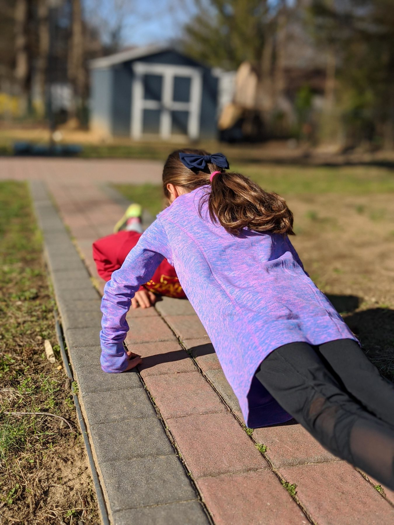 At Home Workouts for Kids