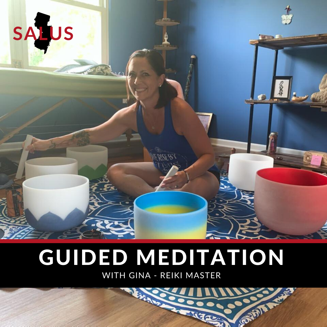 guided meditation gina