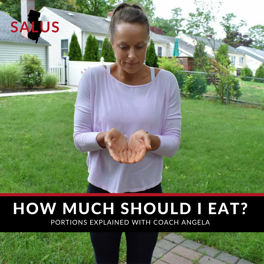How Much Should I Eat? Portions Explained