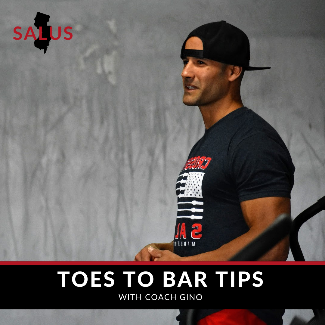 toes to bar tips