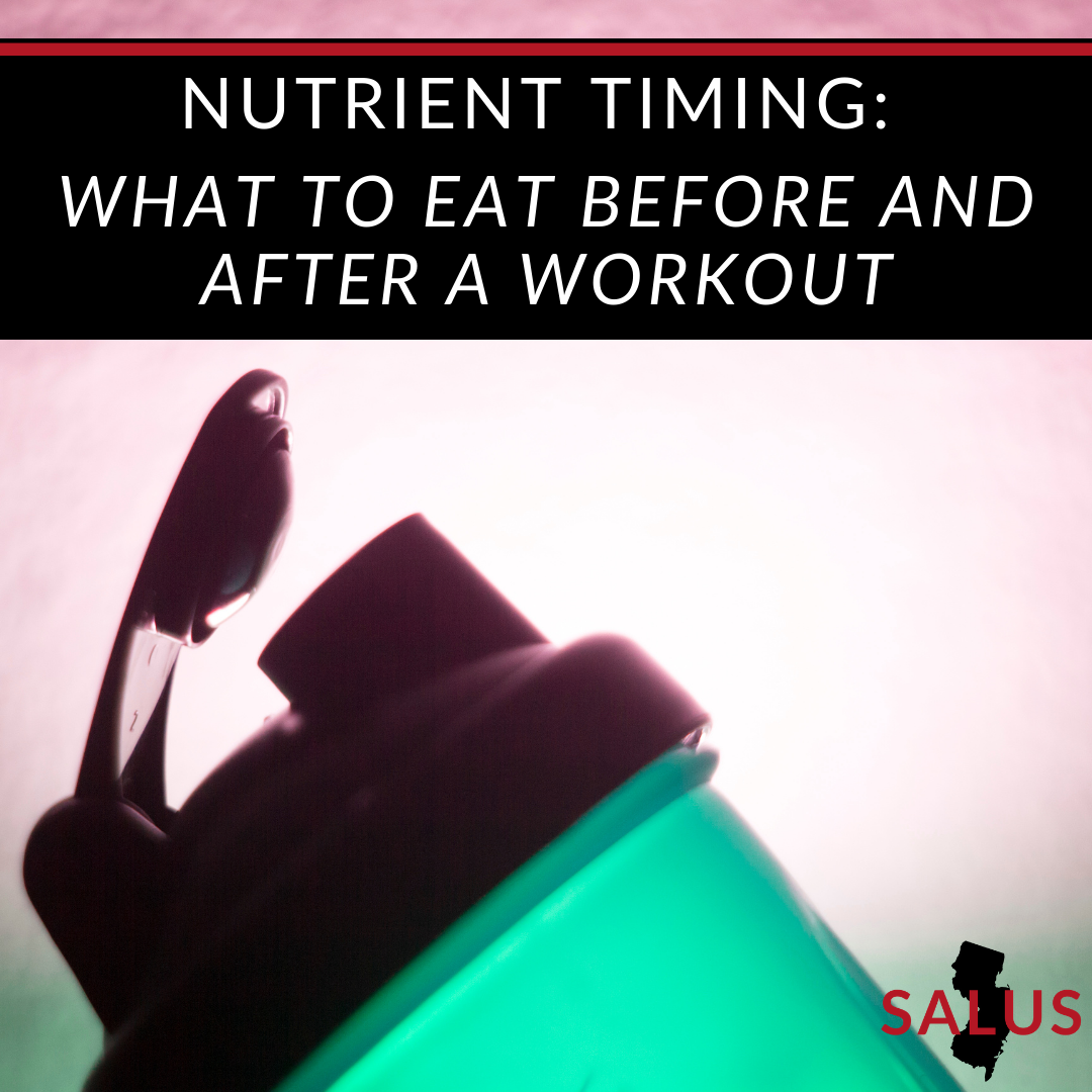 Nutrient Timing: What to Eat Before and After a Workout