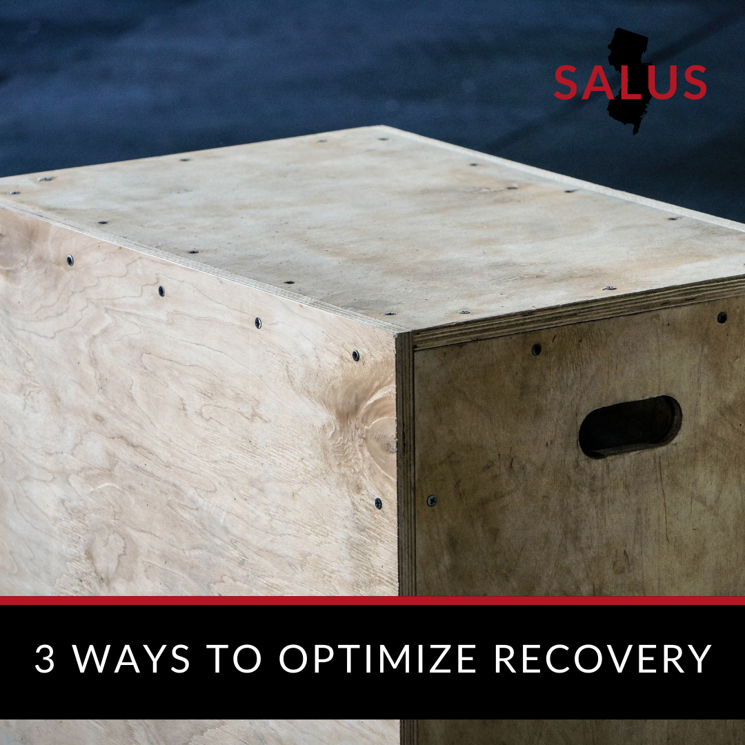 optimize recovery