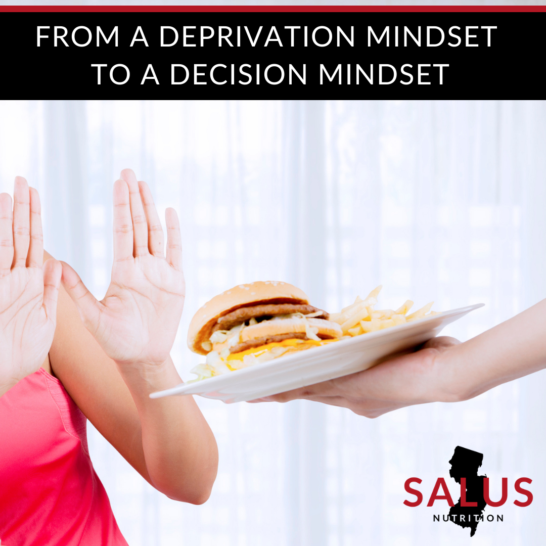 From a Deprivation Mindset to a Decision Mindset
